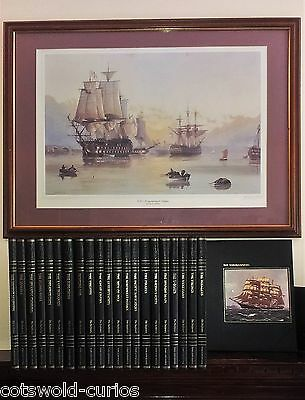 The Seafarers  by Time-Life Books, Complete Collection in 22 vols.
