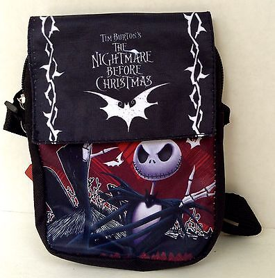 "Disney- The Nightmare Before Christmas- Small Girls 7"" x 5"" Shoulder/Purse-1623"