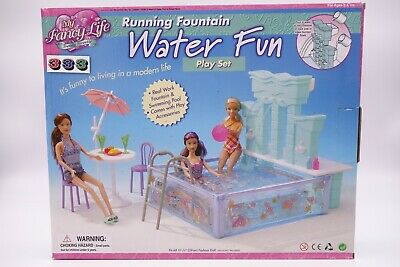 Gloria,Barbie Size Doll House Furniture/(2878) My Fancy Life Water Fun