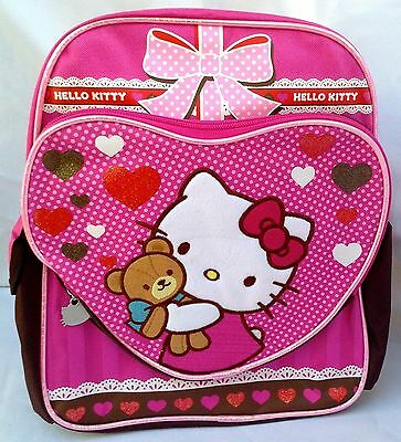 28285f53d Sanrio Hello Kitty - Love Hearts Teddy 12