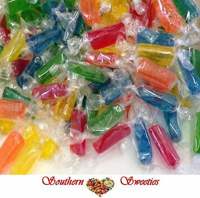 5Kg Bulk Fruit Cocktails Mix Red Green Blue Orange Yellow Candy Lollies