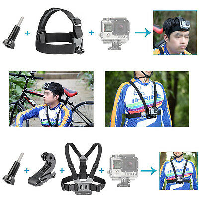 27-In-1 Sport Accessory Kit Bicyle Riding Cycling For 4 3+ 3 2 1 Camera
