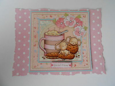 Pack 2 Crumbs Another Year Older Embellishments For Cards/Crafts-Special Friend