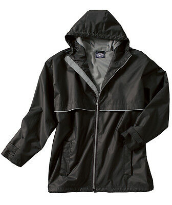 Charles River Men's New Englander Rain Jacket