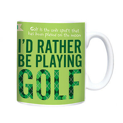 Golf - Mug - Becher - Chopes