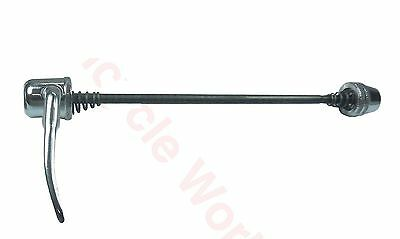 Chrome Rear Quick Release Axle Skewer, 5mm x 175mm Long