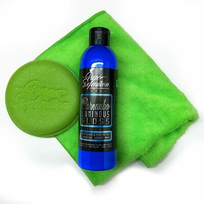 Carnauba Car Wax | High Luminous Gloss | Protective Sealant ~ Pure Definition
