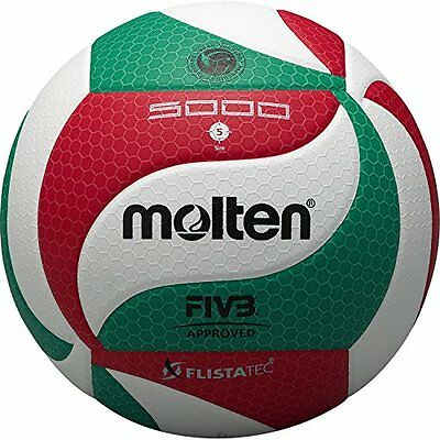 molten FIVB Approved FLSTATIC Volleyball V5M5000 Size5 Offical size & weight