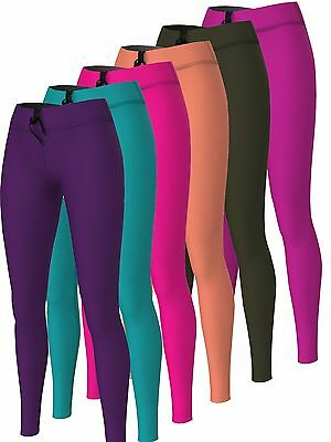Womens Fitness Compression Leggings Yoga Pants Gym Ladies Trousers