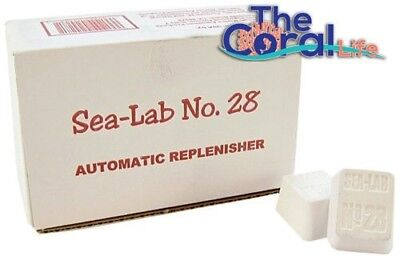 Sea-Lab Marine Aquarium Products #28 Automatic Replenisher - 2 LB BOX