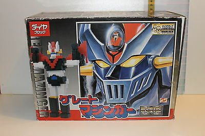 Diablock 40th Anniversary Products Limited reprint Great Mazinger