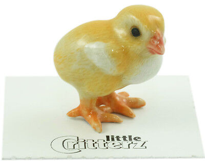 """LC844 - Little Critterz Chick named """"Peeps"""" (Buy any 5 get 6th free!)"""
