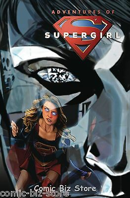 Adventures Of Supergirl #4 (2016) 1St Printing Bagged & Boarded