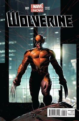 Wolverine #1 (Vol 6) 1:50 Variant Cover by Jerome Opena