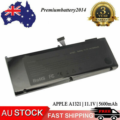 NEW Replace Battery For Apple MacBook Pro 15 inch A1286 (Mid-2010) A1321 MC371LL