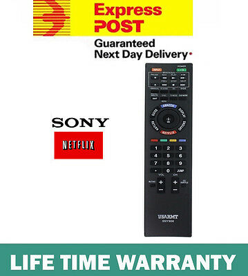 For Sony Bravia Tv Netflix Universal Remote