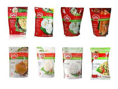MTR  Breakfast Mix  Choose from 8 Variants  South Indian Breakfast