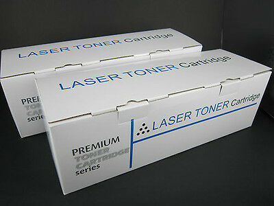 2 x Generic Toner TN1070 for  Brother HL 1110, DCP 1510, MFC 1810, 1500pgs