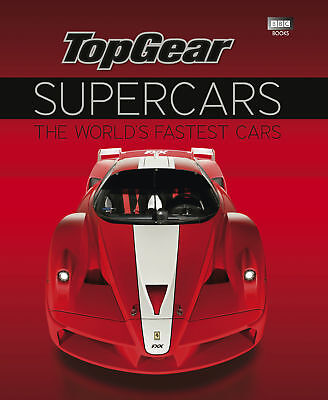 - Top Gear Supercars: The World's Fastest Cars (Hardback) 9781849900546