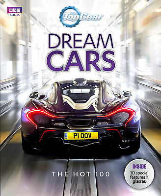 Sam Philip - Top Gear: Dream Cars: The Hot 100 (Hardback) 9781849907811