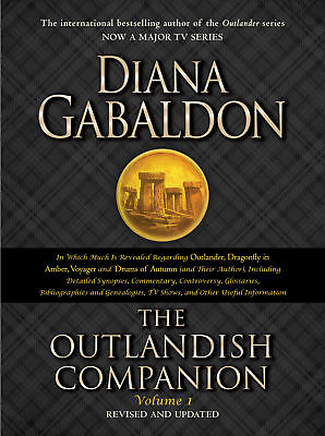 Diana Gabaldon - The Outlandish Companion Volume 1 (Hardback) 9781780894928