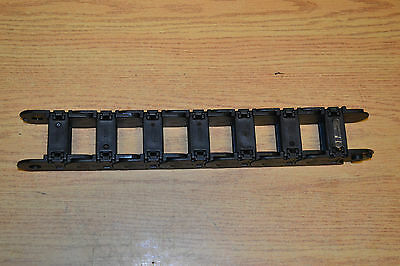 Igus 240.03.055  7 link rail energy chain with 2030-1PZB end