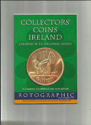 IRELAND 2015 COLLECTORS' COINS CATALOGUE - CHARLES II to DECIMAL ISSUES