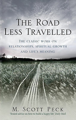 M. Scott Peck - The Road Less Travelled (Paperback) 9781846041075