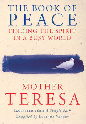 Mother Teresa - The Book Of Peace (Paperback) 9780712653954