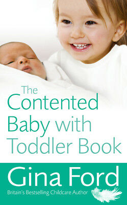 Gina Ford - The Contented Baby with Toddler Book (Paperback) 9780091929589