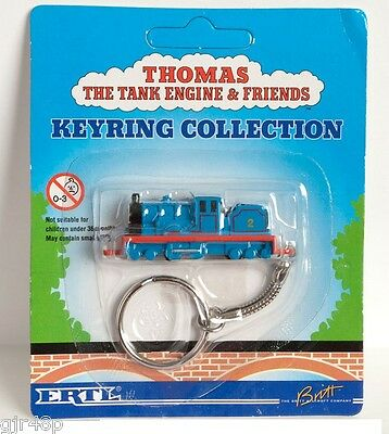 ERTL Thomas & Friends Die-Cast Metal Key ring Classic Edward GIFT Mini Keychain