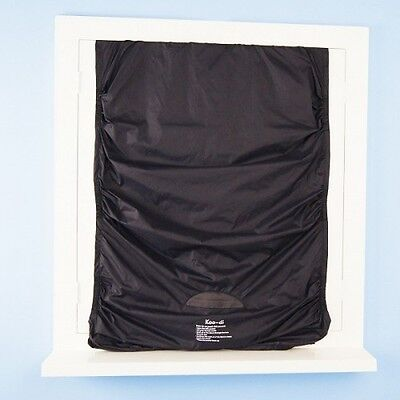 Koo-di Baby Bedtime Blackout Blind Compact Travel Window Black Out Blind New