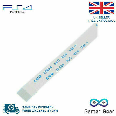 12 pin Sony Playstation PS4 Controller USB Charging Ribbon Cable Flex