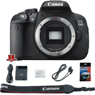 Canon EOS 700D / T5I Rebel DSLR Camera Spring Sale