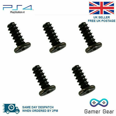 6mm PS4 Controller Screws replacement Philips head x5