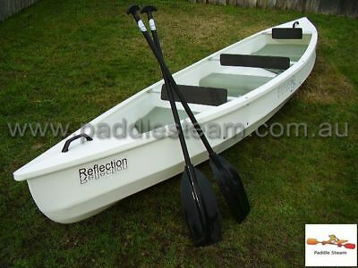 REFLECTION CANOE PACKAGE - includes motor bracket