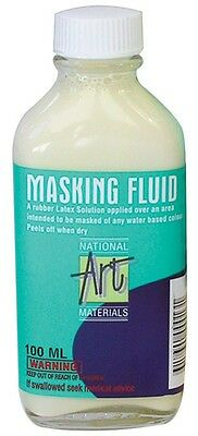 Masking Fluid National Art Materials
