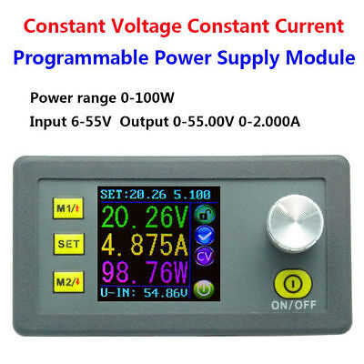 New Constant Voltage Current Step-down Programmable Power Supply Module DP50V5A