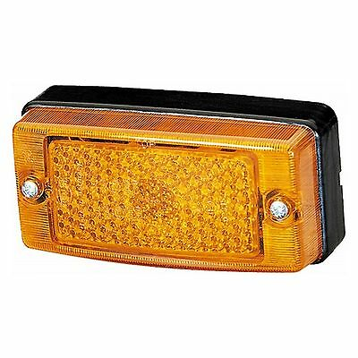 Side Marker Light: Side Marker/REF | HELLA 2PS 004 361-001