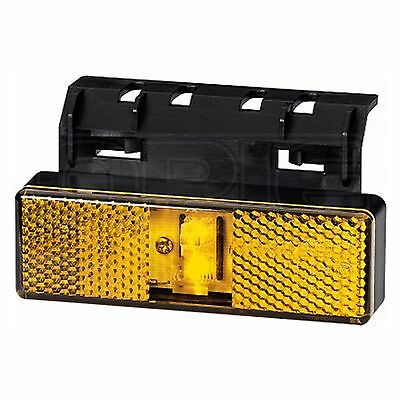 Side Marker Light: Side Marker Lamp with LEDs | HELLA 2PS 008 643-031