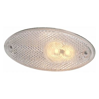 Position Light: Side Lamp with Reflex- : LED   HELLA 2PG 964 295-111