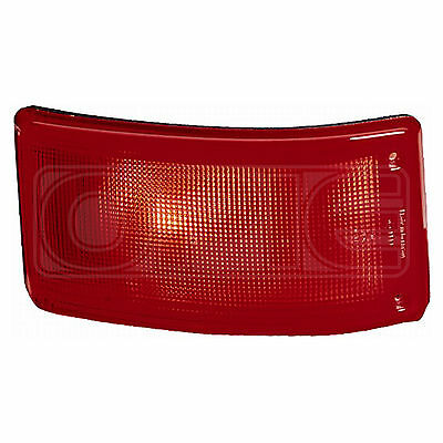 Rear Light: Stop / Tail Rear Lamp with Red Lens | HELLA 2SB 005 603-137