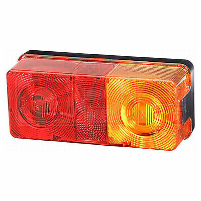 Combination Rear Light / Lamp Left | HELLA 2SD 002 582-011
