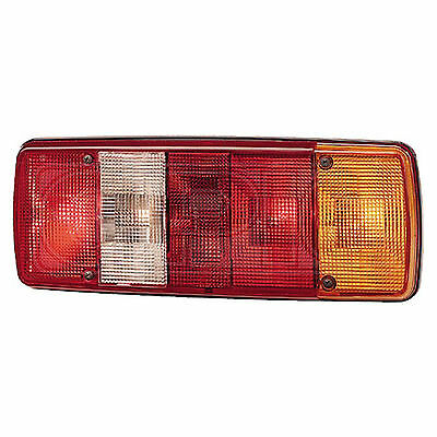 Rear Light: Rear Lamp - Black Plastic Body - Right | HELLA 2VP 003 567-121