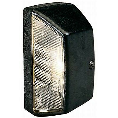 Number Plate Light: Number Plate Lamp with Clear Lens | HELLA 2KA 003 389-062