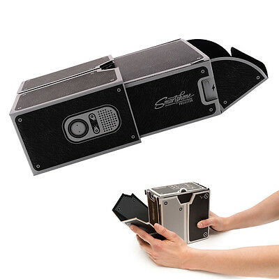Cardboard Projector DIY FOR Mobile Smart Phone Portable MINI Cinema Movie