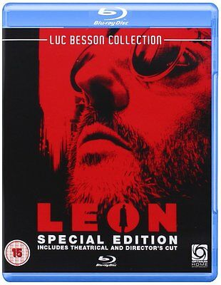 Blu-Ray  Leon ( Special Edition ).  Brand New Sealed Uk  Stock