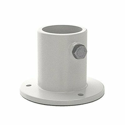 Swimline Cast Aluminum Above Ground Pool Ladder Replacement Deck Flange