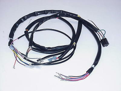 New 1980-1985 FXWG Harley Main Wiring Harness
