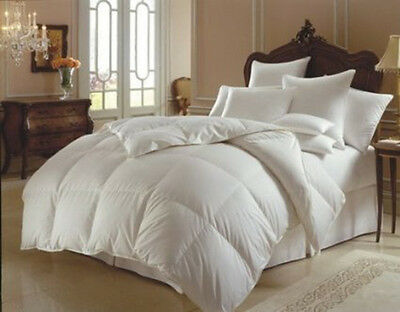 Luxury Microfibre Duvet/Quilt Feels Like Down For Single,Double & King Size Bed